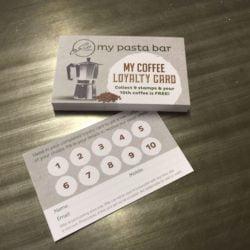 Loyalty Card Designer – Free uk Delivery